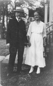 George and Lina Gould