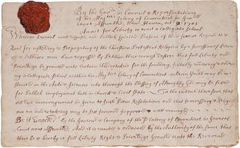Yale Charter