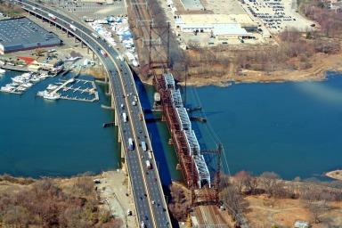 Moses Wheeler - Existing Bridge