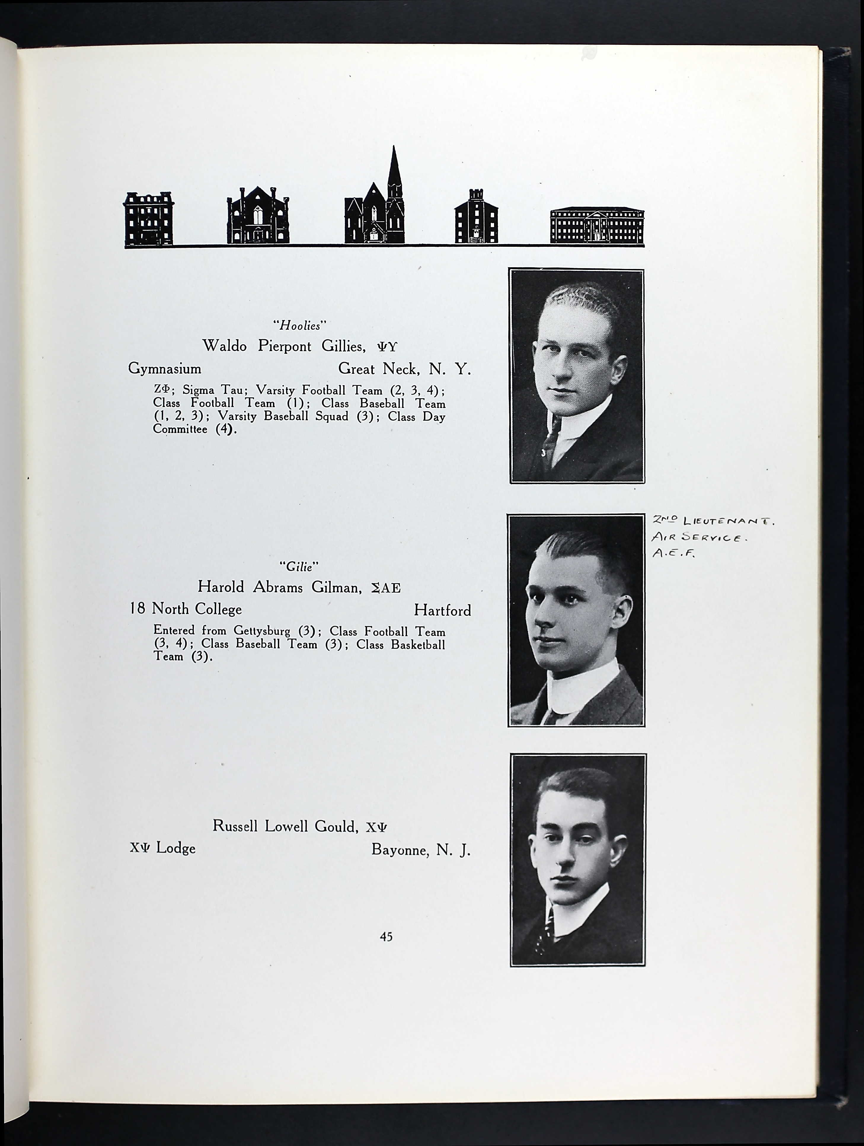 Wesleyan University yearbook